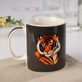 Кружка Доляна «Новый год. Тигр», 280 мл