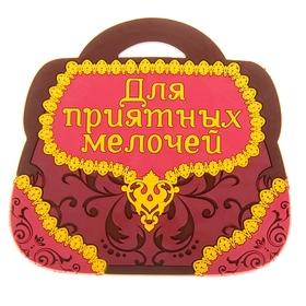 Коврик на панель «Для приятных мелочей» Ош