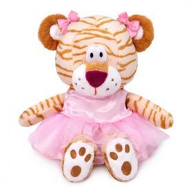 Мягкая игрушка «Тигрица Герда», 16 см