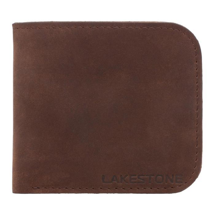 10191 Портмоне Upper н/к, 3 отд. для карт, 1 отд. для купюр, цвет Коричневый 10,5х9,5х1,5см  744245