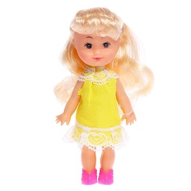 Кукла классическая «Крошка Сью», МИКС