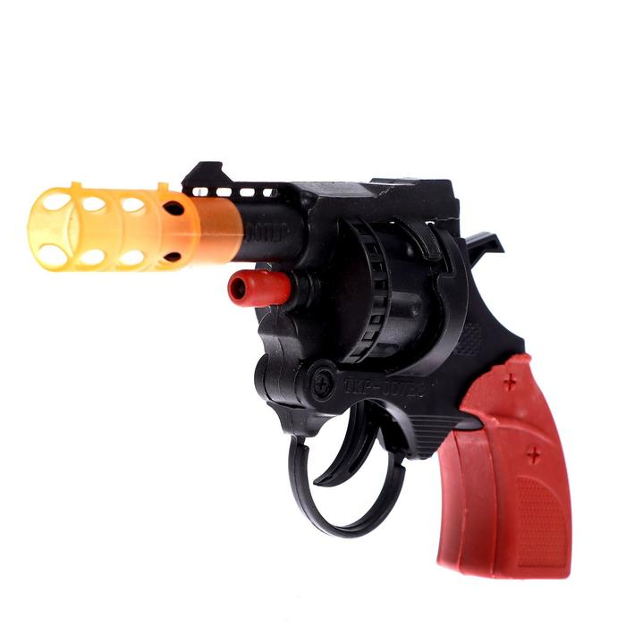 Пистолет Выстрел, стреляет 8-ми зарядными пистонами