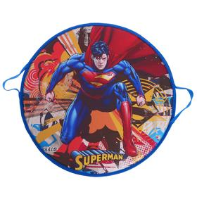 Ледянка «Супермен» круглая, 52 см