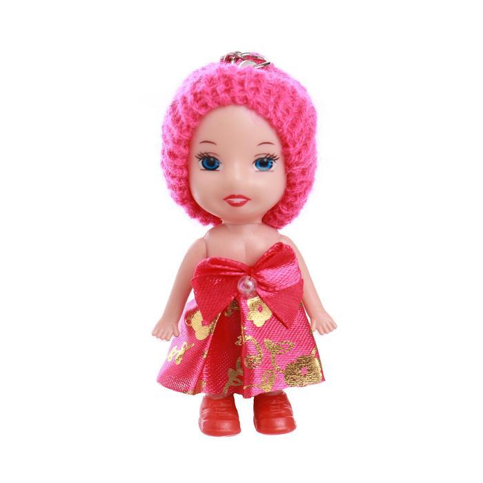 Кукла Яна на брелоке