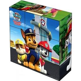 Набор из 9-и кубиков «Щенячий Патруль»