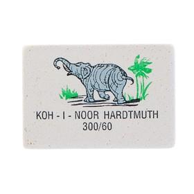 Ластик Koh-I-Noor ELEPHANT 300/60, каучук