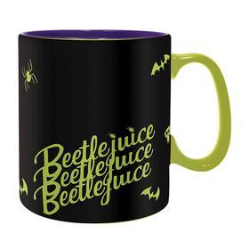 Кружка Beetlejuice, 460 мл