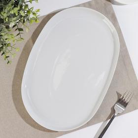 Блюдо овальное «Кадет», 31,5×21 см