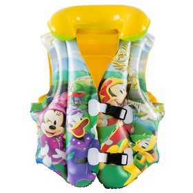 Жилет для плавания «Микки Маус», 51 х 46 см, от 3-6 лет, 91030 Bestway Ош