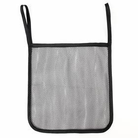 Сетка-органайзер для коляски, цвет чёрный Ош