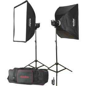 Комплект студийного оборудования Godox MS200-F Ош
