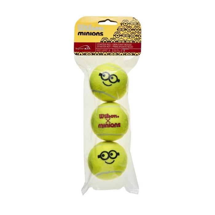 Теннисные мячи MINIONS STAGE 3