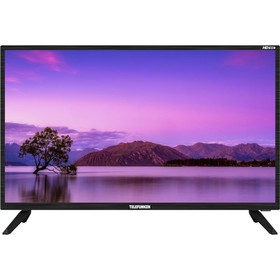 "Телевизор Telefunken TF-LED32S02T2, 31,5"", 1366х768, DVB-T2, 3xHDMI, 1xUSB, чёрный"