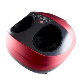 Массажёр для ног GESS-610 Velvet, 50 Вт, 5 режимов, ИК-подогрев, таймер, автоотключение
