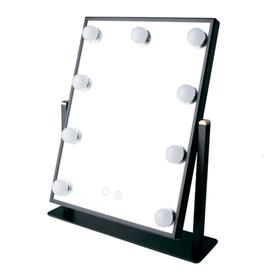 Зеркало GESS-805 maestro uLike Maestro, гримёрное, 5 Вт, 30х40x2.5 см, сенсорная регулировка   74864