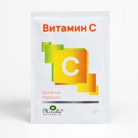 Витамин С Мирролла, 1 пакетик 5 г
