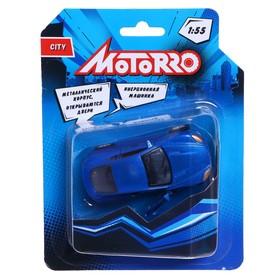 Машинка металлическая «Джип» 1:55, Motorro, открываются двери, МИКС