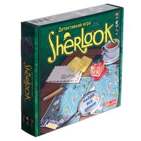 Настольная игра «Sherlook»