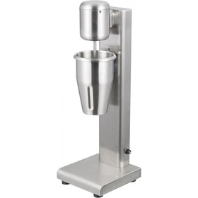 Миксер для коктейлей VIATTO VA-MS11, стационарный, 80 Вт, 1 л, 2 скорости, серебристый Ош