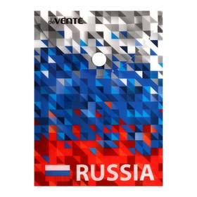 Папка-конверт на кнопке А6 deVENTE горизонт 114*158мм 150мкм Russia