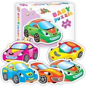 """Пазл """"Машинки"""" 4001"""