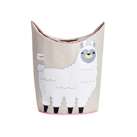 Корзина для белья Llama, цвет белый