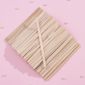 Деревянный размешиватель, 11×0,5 см, фасовка 1000 шт Ош