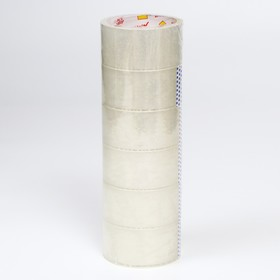 Клейкая лента Упаковочная 47 мм * 45 метров * 38-40 мкм