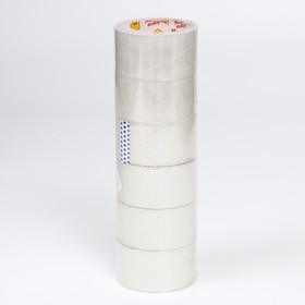 Клейкая лента Упаковочная 47 мм * 23 метра * 38-40 мкм Ош