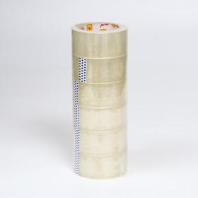 Клейкая лента Упаковочная 47 мм * 100 метров * 40 мкм