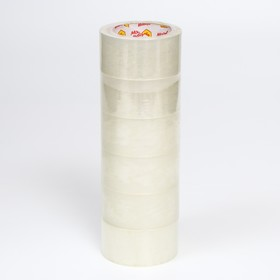 Клейкая лента Упаковочная 47 мм * 55 метров * 40 мкм