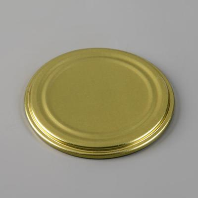Крышкa для консервировaния «aссорти», СКО-82 мм, упaковкa 50 шт, цвет золотой - Фото 1