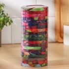 Крышка для консервирования «Элитная», ТО-82 мм, лакированная, упаковка 20 шт, цвет МИКС - Фото 3