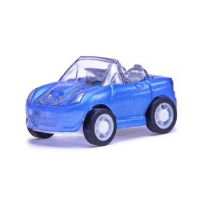 Машина инерционная «Кабриолет», цвета МИКС Ош