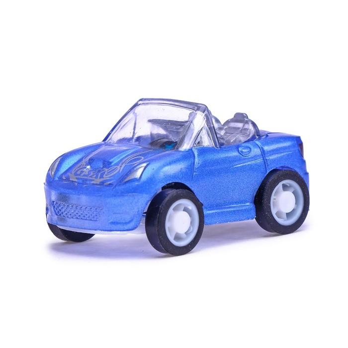 Машина инерционная Кабриолет, цвета МИКС