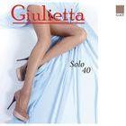 Колготки женские Giulietta SOLO 40 цвет бронзовый загар (glace), р-р 3