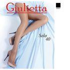 Колготки женские Giulietta SOLO, 40 цвет чёрный (nero), размер 3