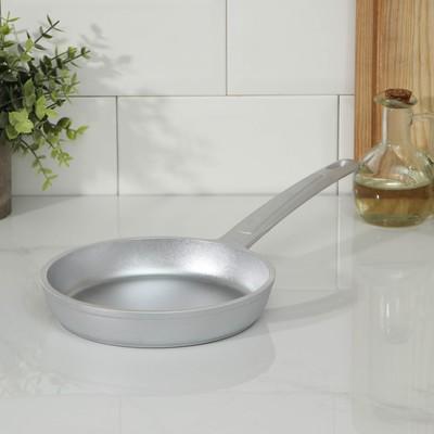 Сковорода, d=18 см, алюминиевая ручка