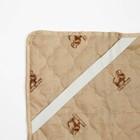 "Наматрасник Адамас ""Овечья шерсть"", размер 90х200 см, полиэстер, пакет - Фото 2"