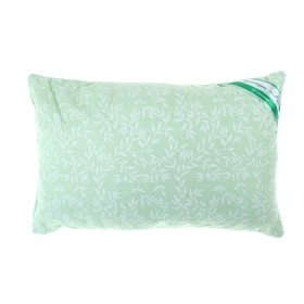 "Подушка Адамас ""Бамбук"", размер 40х60 см, бамбуковое волокно, чехол поликоттон"