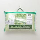 "Подушка Адамас ""Бамбук"", размер 40х60 см, бамбуковое волокно, чехол поликоттон - Фото 2"