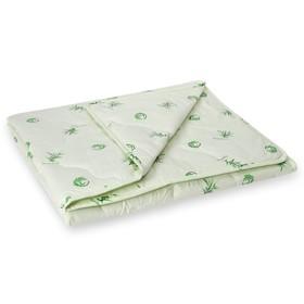 "Одеяло всесезонное Адамас ""Бамбук"", размер 110х140 ± 5 см, 300 гр/м2, чехол поликоттон"