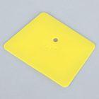 Скребок универсальный,10,5 см, цвет желтый