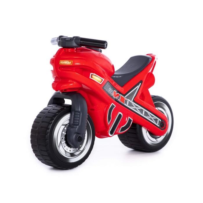"""Каталка-мотоцикл """"МХ"""""""