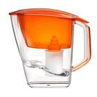 """Фильтр-кувшин 4 л """"Барьер-Гранд"""", цвет оранжевый"""