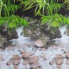 """Постельное бельё 1,5сп""""Традиция: Водопад"""", 147х217 см, 150х220 см, 70х70 см - 2 шт - Фото 2"""