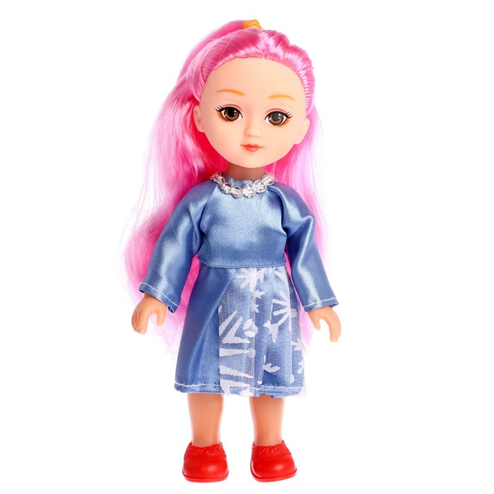 Кукла сказочная Анюта, МИКС