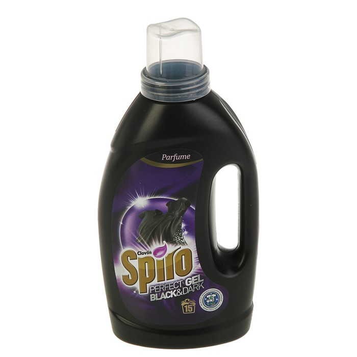 Гель для стирки Spiro Black & Dark 1050ml