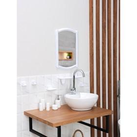 Набор для ванной комнаты 'Berossi 46', цвет белый Ош