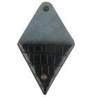 Футляр для монет на кнопке, цвет чёрный - Фото 2